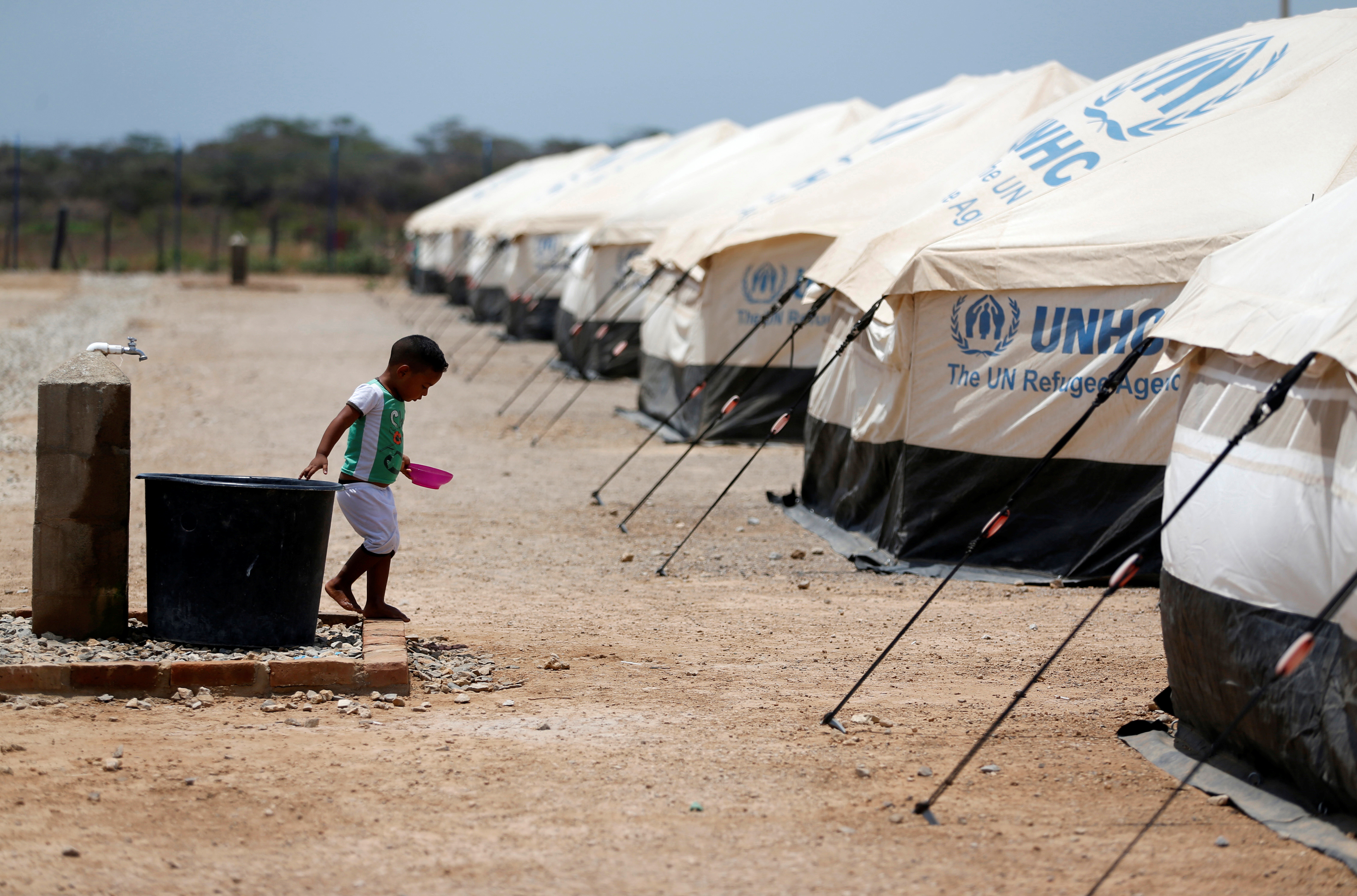UN Forum to Seek Solutions for World's Displaced