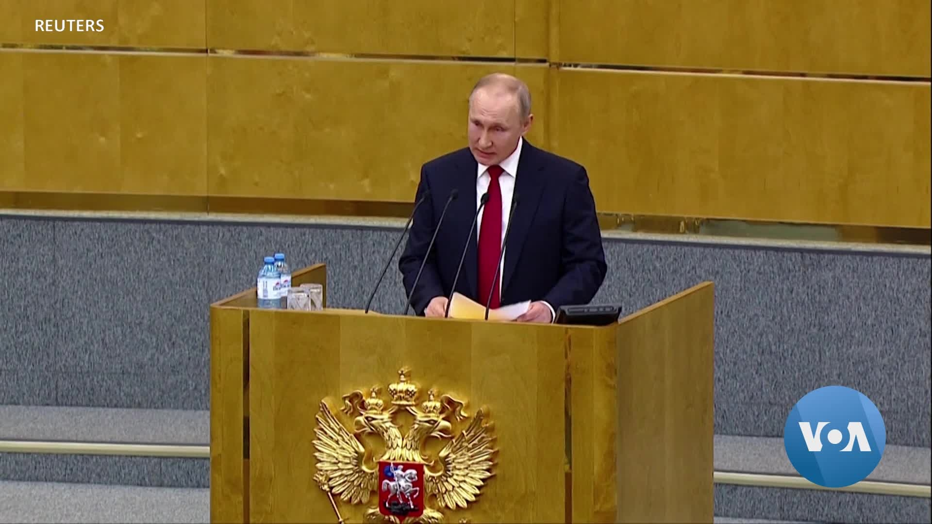 Proposal to Eliminate Term Limits Signals Putin Could Be Here to Stay