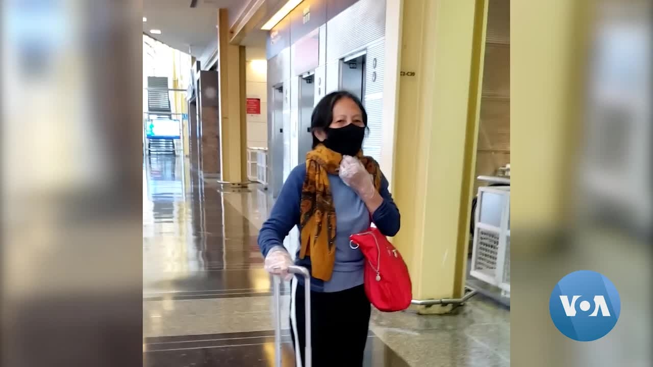 COVID-19 Diaries: Reuniting With Mami Amid Global Restrictions