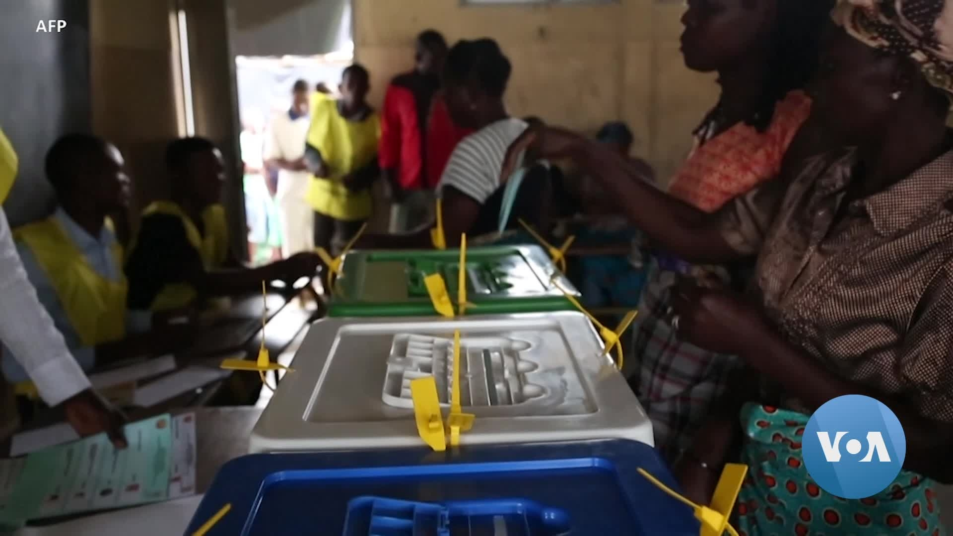 Mozambique's 2019:  Cyclones, Insurgency, Peace Deal, Pope, Contested Election