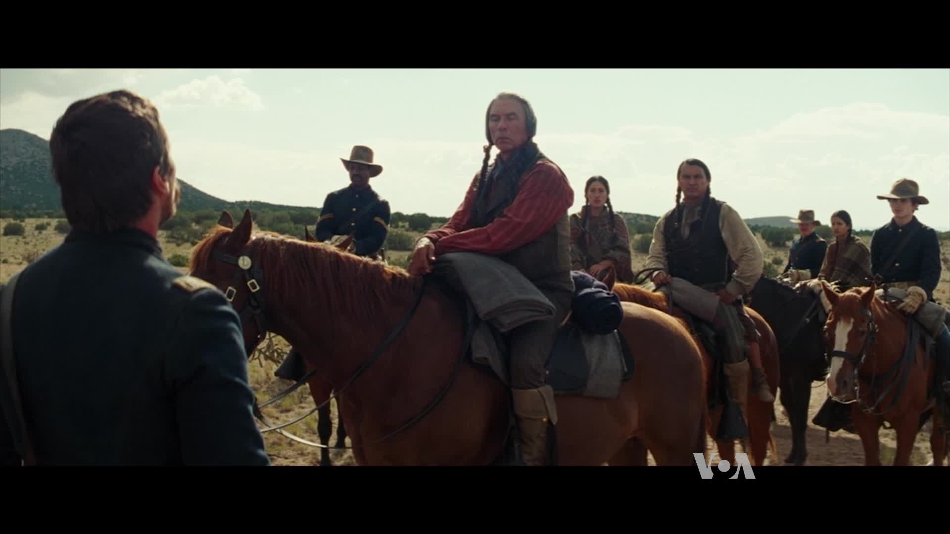Everyone is a Hostile in Scott Cooper's Revisionist Western