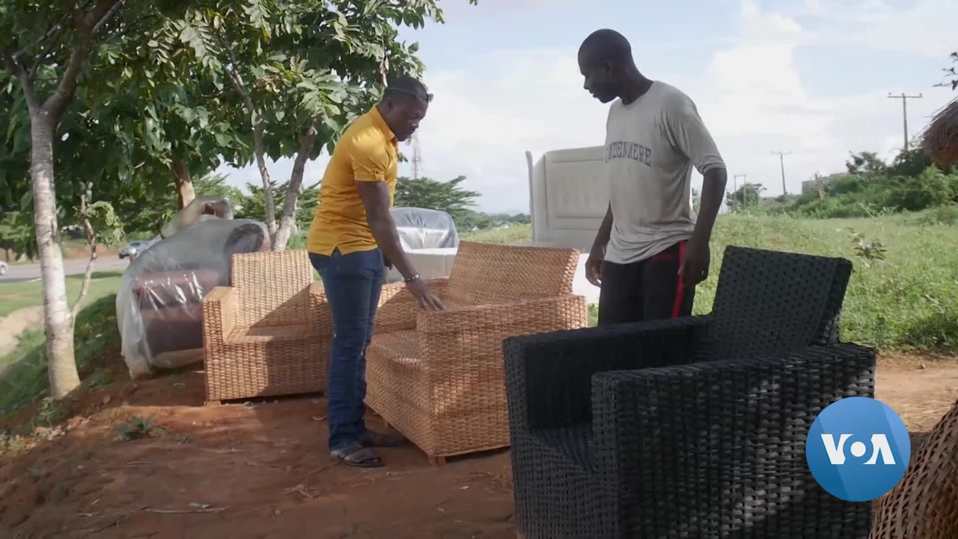 Nigerian Government Ban on Imported Furniture Boosts Local Industry - VOA News