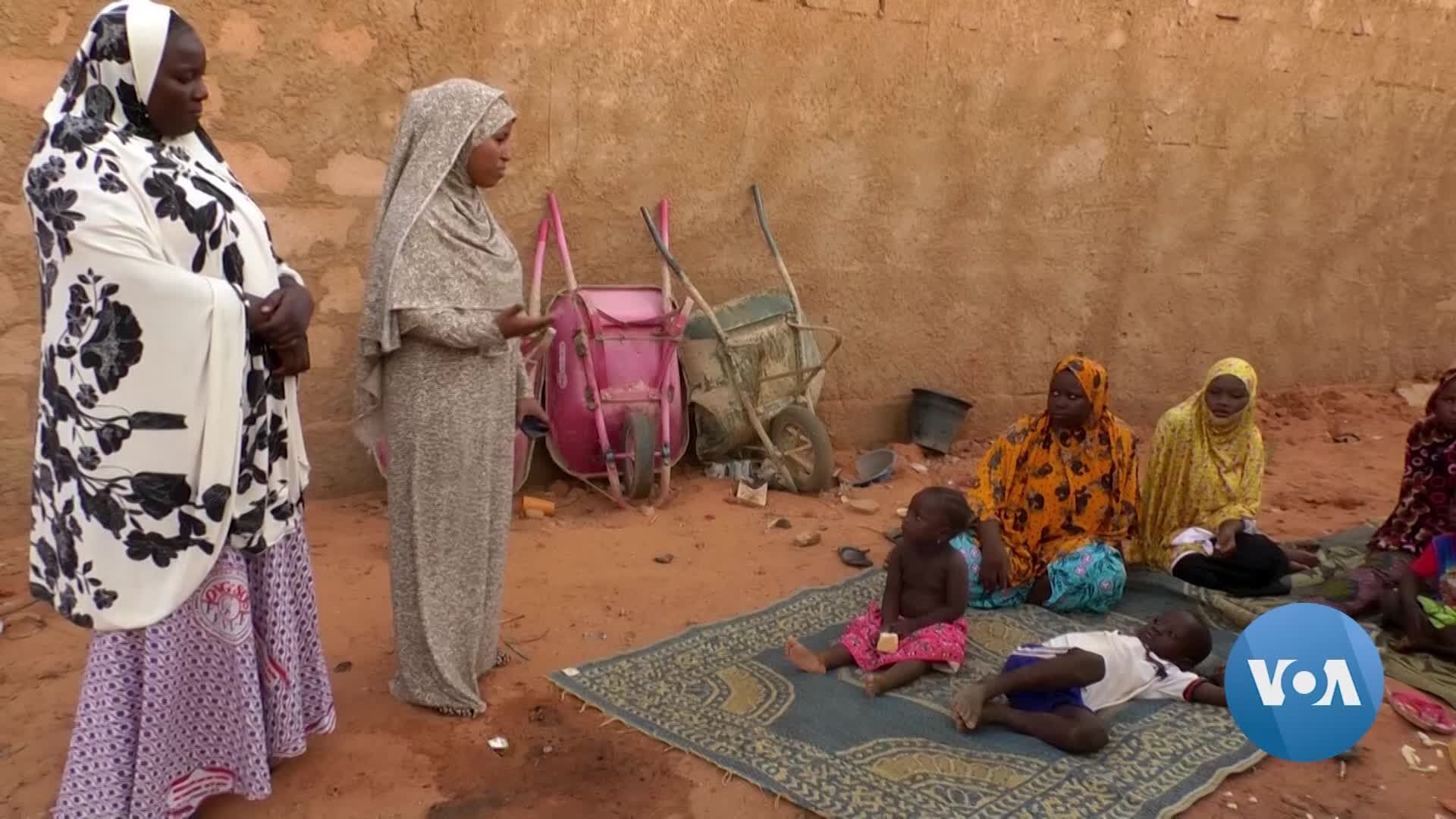 Standing Up for Themselves, Nigerien Girls Refuse Child Marriage