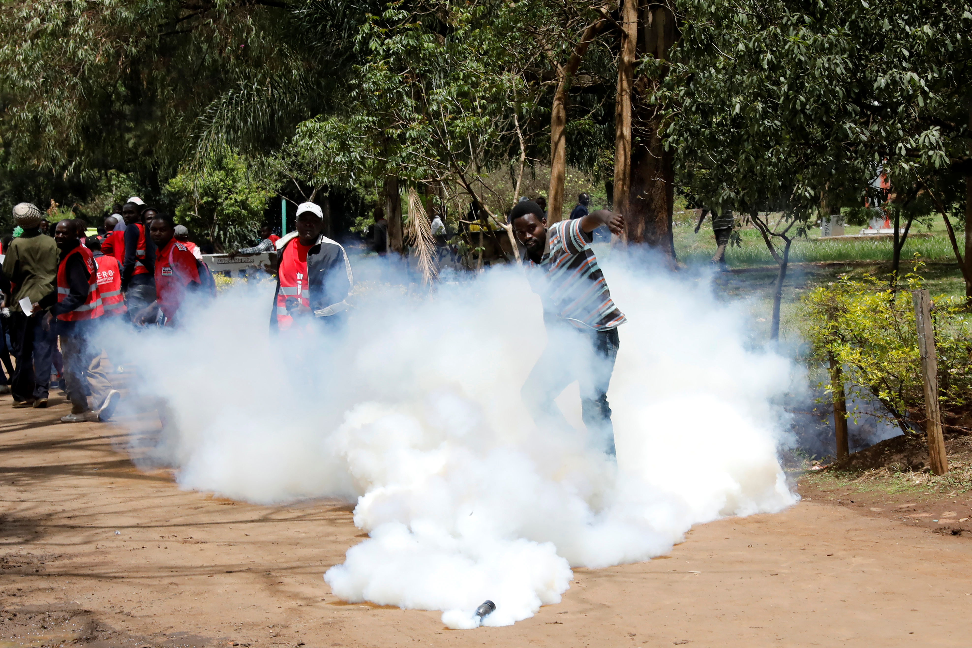 Oversight Group Says Abuse by Kenyan Police on the Rise