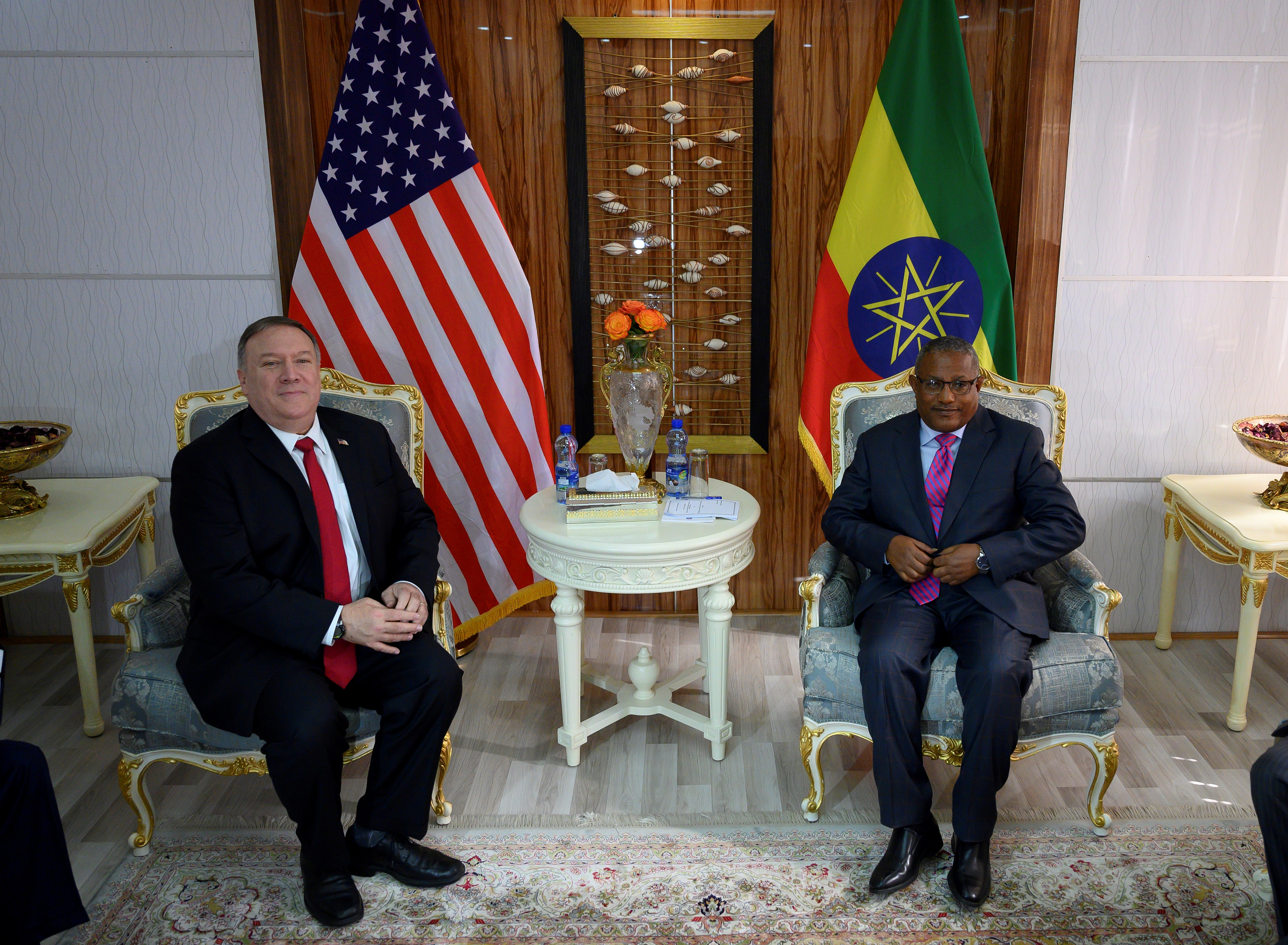 Ethiopia says US Plans 'Substantial Financial Support'
