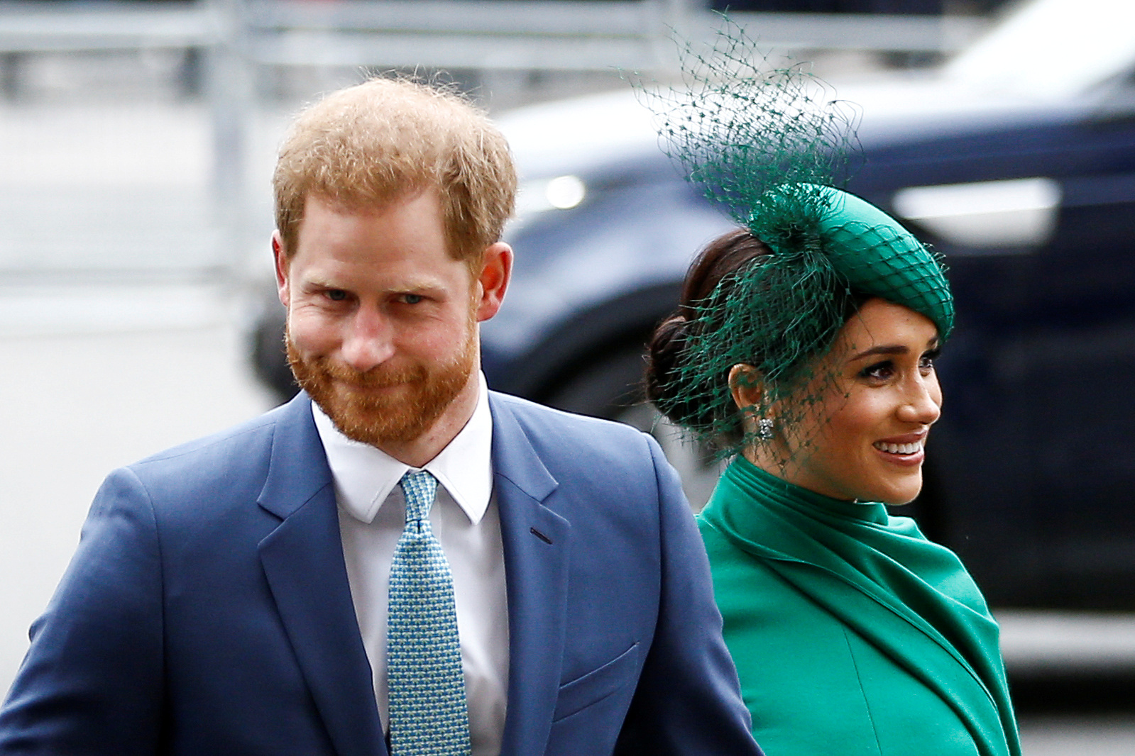 Uk S Prince Harry Wife Meghan Bid Farewell To Royal Roles Voice Of America English