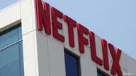 FILE - The Netflix logo is seen on their office in Hollywood, Los Angeles, California.