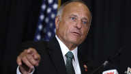 FILE - In this Aug. 23, 2019, file photo, Rep. Steve King, R-Iowa, speaks during a news conference in Des Moines, Iowa. King is…