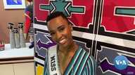 South Africa's Miss Universe Aims to Empower Women, Girls