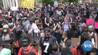 Saturday Floyd Protests -- Largest Yet in Washington