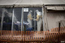 Ebola Virus in DR Congo Significantly Contained, But Remains Dangerous