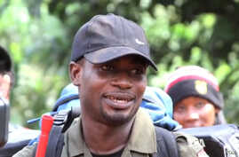"Dziedzorm ""Jay Jay"" Segbefia from Ghana is one of the participants in the 2014 Young African Leaders Fellowship."