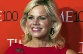 FILE - Gretchen Carlson, now chairwoman of the Miss America board, attends a Time magazine gala in New York, April 25, 2017. Former Miss America winners and state pageant officials are split over the leadership and direction of the organization.