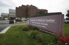 The Richard L. Roudebush Veterans Administration Medical Center in Indianapolis, Indiana, June 9, 2014.