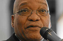 South Africa President Jacob Zuma