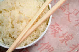 Researchers say they've discovered a component in rice that can actually prevent heart attacks.