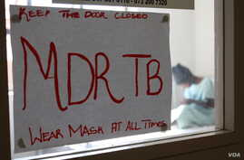 A young patient with potentially fatal MDR TB in isolation in a hospital in South Africa (Photo: D.Taylor)