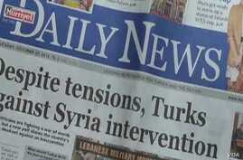 Turks Concerned with Erdogan's Syria Policy