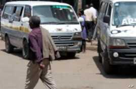 Kenya's Minibus Drivers Say They Cannot Afford to Strike