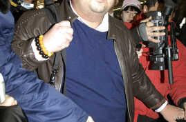 Kim Jong Nam, the eldest son of North Korean leader Kim Jong Il, is pictured at the Beijing International Airport, China, February 2007.