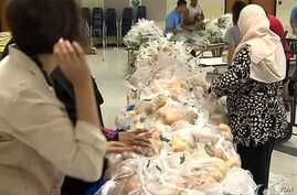 The Foundation for Appropriate and Immediate Temporary Help (FAITH) has conducted a food drive in Herndon, Virginia, every week during Ramadan for the past nine years.