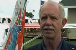 Retired pilot Chesley 'Sully' Sullenberger