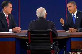 Obama, Romney Debate Range of Foreign Policy Issues