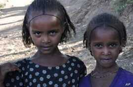 In Arerit village, girls as young as 12 years old are given in marriage to older men