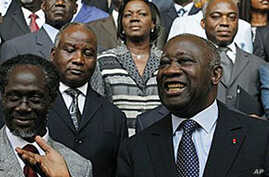 Gbagbo Rejects Pressure to Leave Power in Ivory Coast