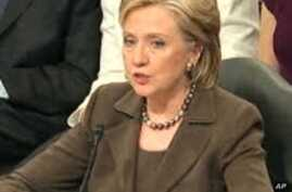 Clinton Pushes UN Resolution to Curb Violence Against Girls