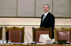 On Feb. 4, 2005, Ognyan Gerdzhikov was the Bulgarian parliament speaker in Sofia.