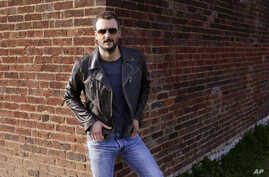 "Country music singer Eric Church poses to promote his latest album, ""Mr. Misunderstood,"" in Franklin, Tennessee, March 23, 2016."