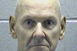 FILE - Georgia death row inmate John Wayne Conner is shown in this undated prison photo released by the Georgia Department of Corrections.