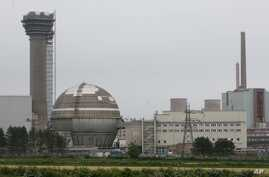 FILE - The Sellafield Nuclear Power Station in Sellafield, England, is seen in a May 23, 2007, photo.