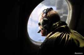 Missing plane search