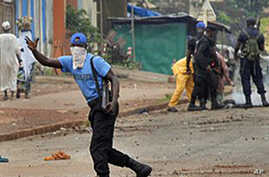 Tensions High in Guinea After Presidential Vote