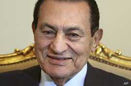 Egypt's Ruling Party Announces President Mubarak Will Run Again