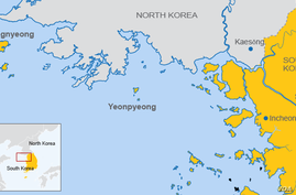 Yeonpyeong and Baengnyeong, South Korea