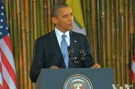 Obama: Burma's Journey an Example for Asia, and World