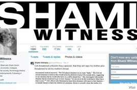 The pro-IS Twitter user @shamiwitness was revealed to be an Indian man living in Bangalore.