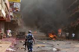 Uganda Protesters Clash With Police Over Opposition Leader's Arrest