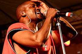 Multitalented Ringo Madlingozi is considered one of Africa's most dynamic live performers