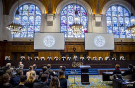 ICJ holds hearings in the Case of Ukraine v. Russian Federation