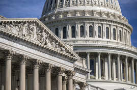 FILE - The U.S. Capitol is pictured in Washington, D.C.