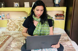 Two months after working from home, Shweta Andrews, a digital editor at a publishing house, says she wants to head back to office because personal interactions with colleagues are important.
