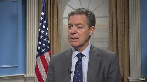 Sam Brownback - Ambassador-at-Large for International Religious Freedom