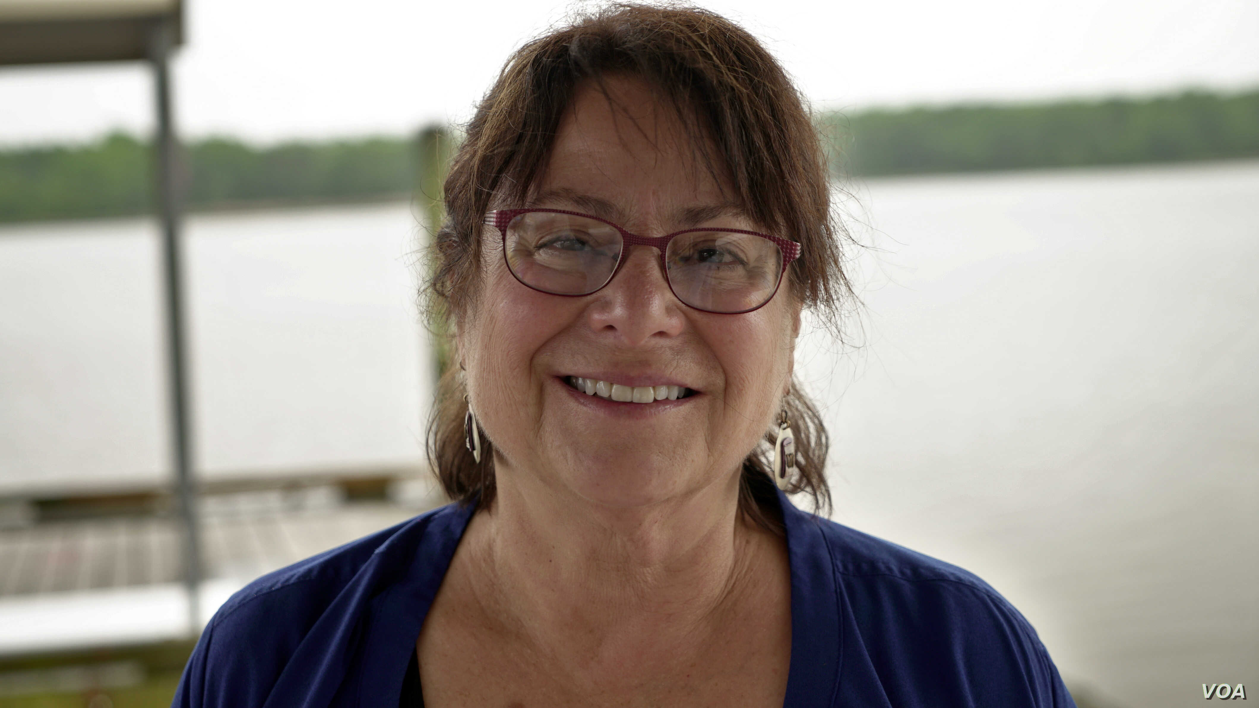 """Denise Breitburg is an American marine ecologist. Breitburg has made a specialty of studying the """"dead zones"""" that occur in fresh water, and particularly in the Chesapeake Bay."""