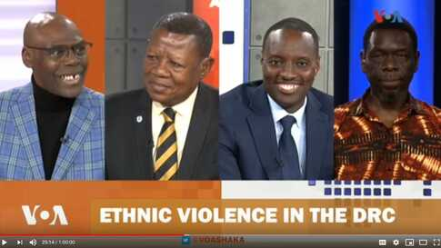 Straight Talk Africa on Ethnic Violence in the DRC