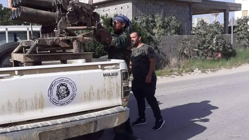 Tripoli forces prepare weapons to battle with eastern forces lead by Khalifa Haftar on Dec. 14, 2019. (Courtesy - GNA soldiers)