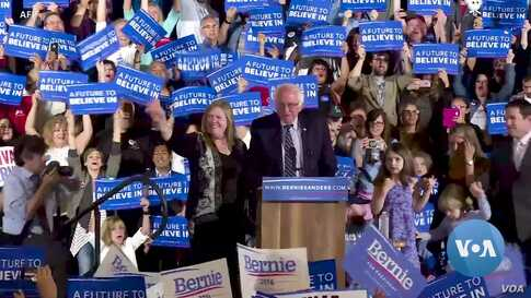Sanders Supporters Say Coronavirus Justifies and Undermines his Presidential Campaign